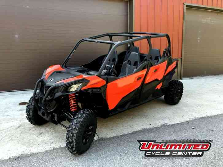 Can-Am Maverick Sport Max DPS 1000R -- (2020)