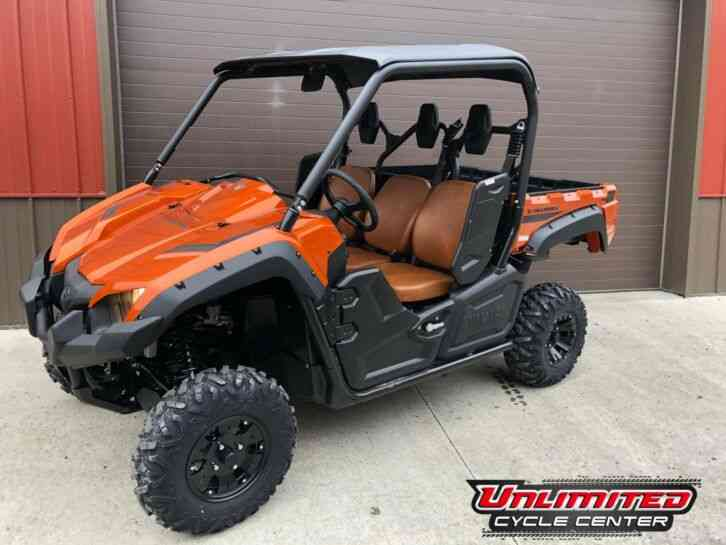 Yamaha Viking Eps Ranch Edition 2020 Utility Service Trucks