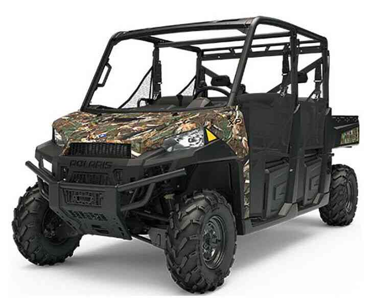 Polaris Ranger Crew XP 900 EPS -- (2019)