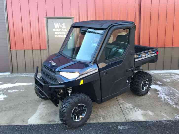 Polaris Ranger XP 1000 EPS Northstar Edition (2019)