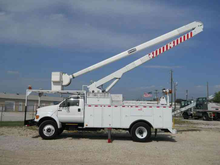 Ford F750 XL Super Duty -  1-Owner  TX Title (2002)
