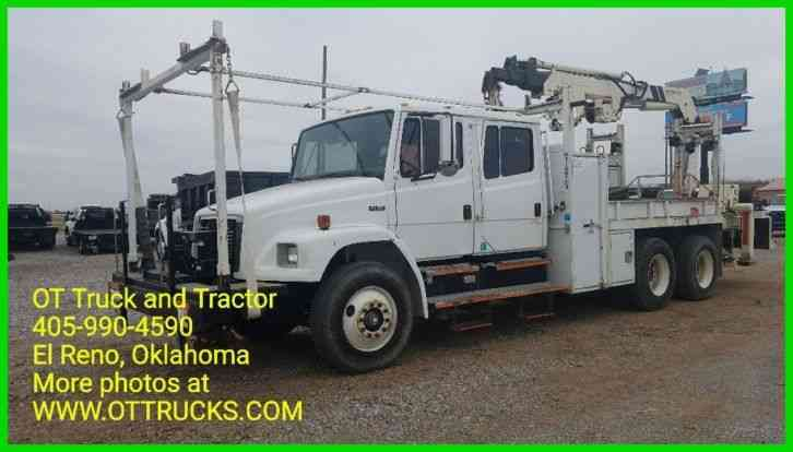 Utility Bed Trucks For Sale Oklahoma