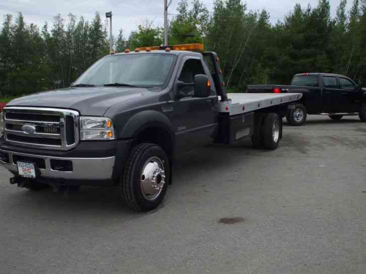 Ford F-550 (2005)