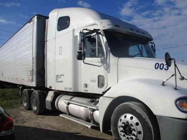 Gmc 1984 Sleeper Semi Trucks