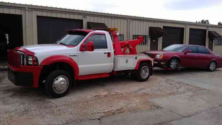 Ford F-450 Self loader (2006)