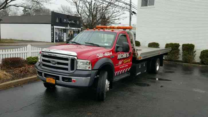 Ford f550 (2006) : Flatbeds & Rollbacks