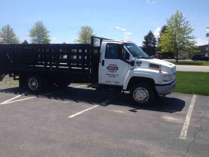 GMC C4500 (2006) : Utility / Service Trucks