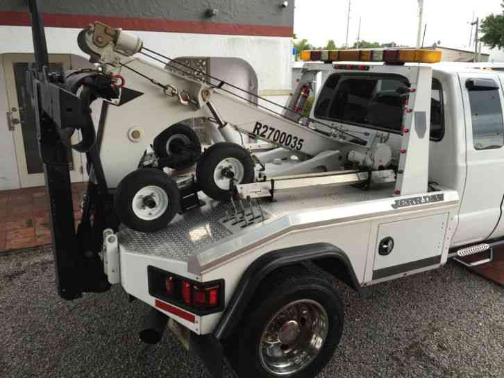 Ford F550 Xlt Superduty Extracab 2007 Wreckers