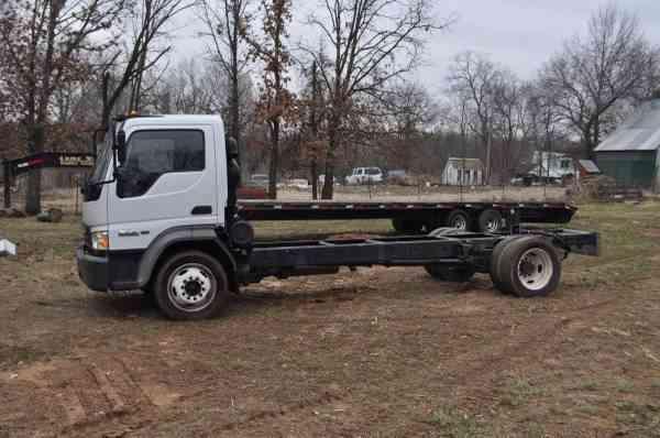 Ford Lcf 550 2007 Van Box Trucks