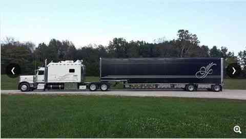 Peterbilt 379exhd 2007 Sleeper Semi Trucks