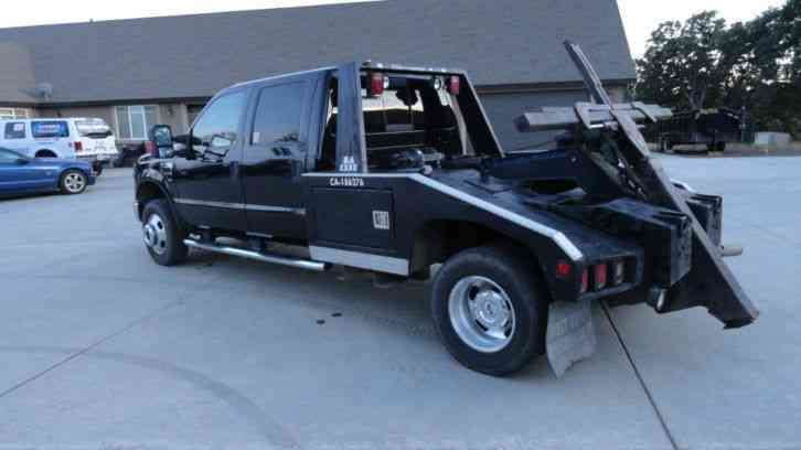 Ford F350 Crew Cab 4x4 Dually (2008) : Wreckers