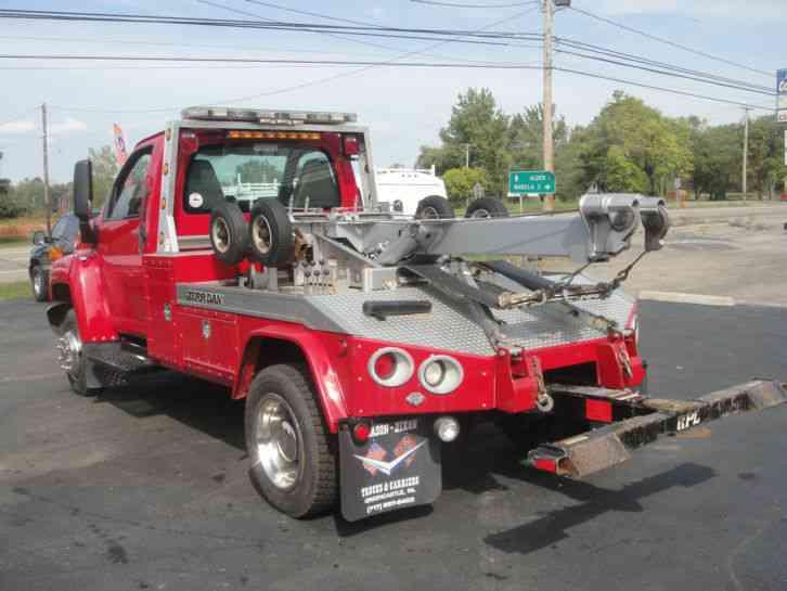 Chevrolet C4500 (2009) : Wreckers