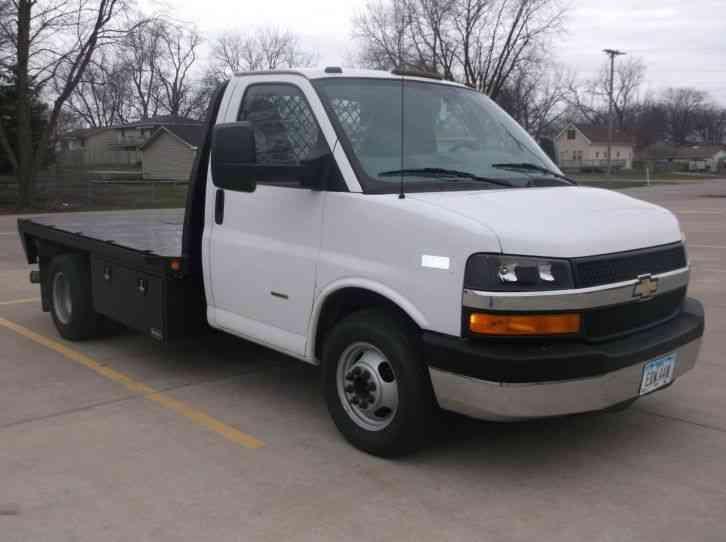 Chevrolet Express Van (2009) : Utility / Service Trucks