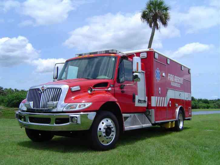 International Ambulance 2011 Emergency Amp Fire Trucks
