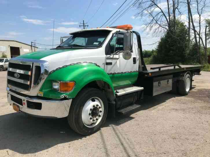 Ford F-750 (2011)