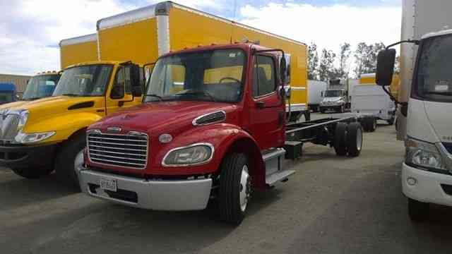 Freightliner M2 Cab&Chassis for 20 22 24 26ft Boxes- MULTIPLE UNITS IN STOCK (2011)