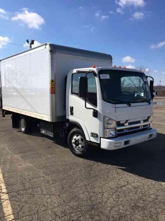 No Credit Check Auto Sales >> Isuzu NPR (2011) : Van / Box Trucks