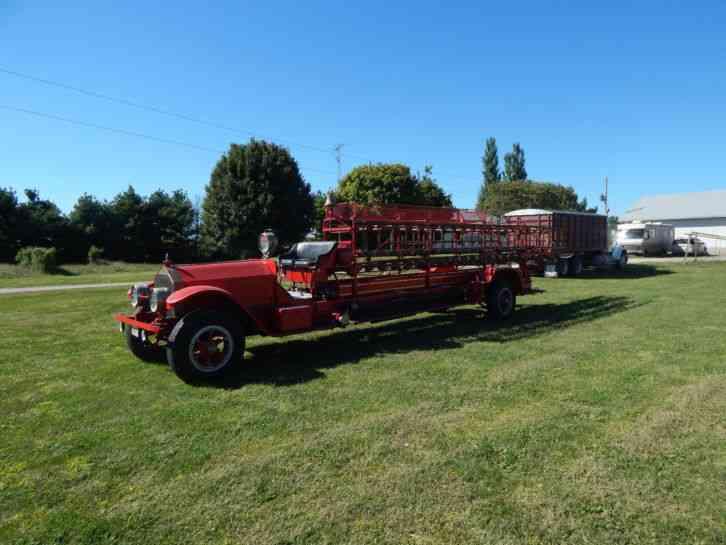 Trucks For Sale Mn >> American LaFrance (1926) : Emergency & Fire Trucks