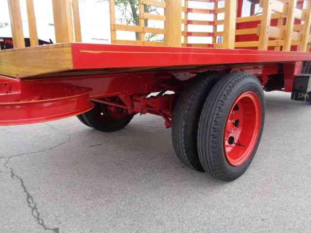 Flatbed Tow Truck >> Mack MACK AC (1926) : Heavy Duty Trucks
