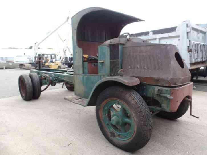 Mack Trucks For Sale >> Mack Ac 1930 Heavy Duty Trucks