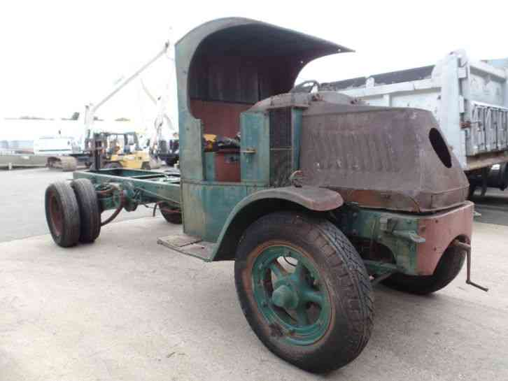 Mack Trucks For Sale >> Mack Ac 1930 Heavy Duty Trucks