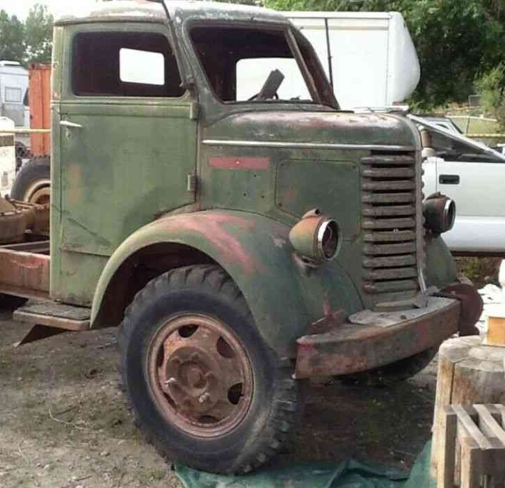 Diamond T Other Pickups COE 2-ton Truck - RARE - NO RESERVE!! - MUST SEE!! (1937)