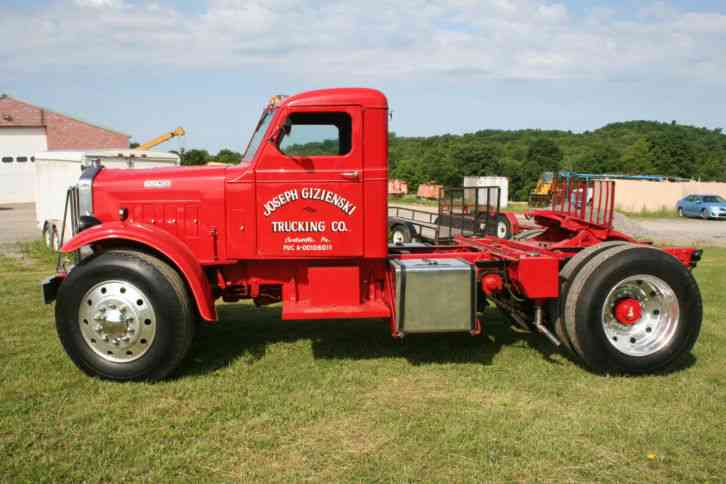 Sterling 1940 Daycab Semi Trucks