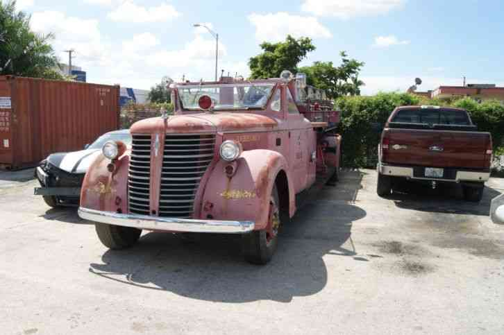 AMERICAN LAFRANCE lader (1941)