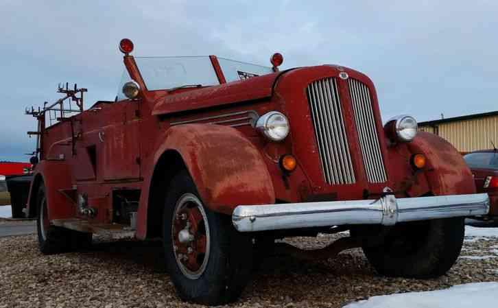 Trucks For Sale Mn >> Seagrave 12 JB (1947) : Emergency & Fire Trucks