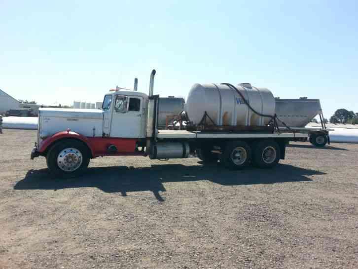 Kenworth Needlenoose 1949 Daycab Semi Trucks