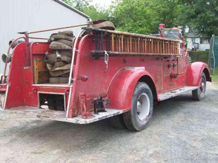 Mack Trucks For Sale >> Mack (1949) : Emergency & Fire Trucks