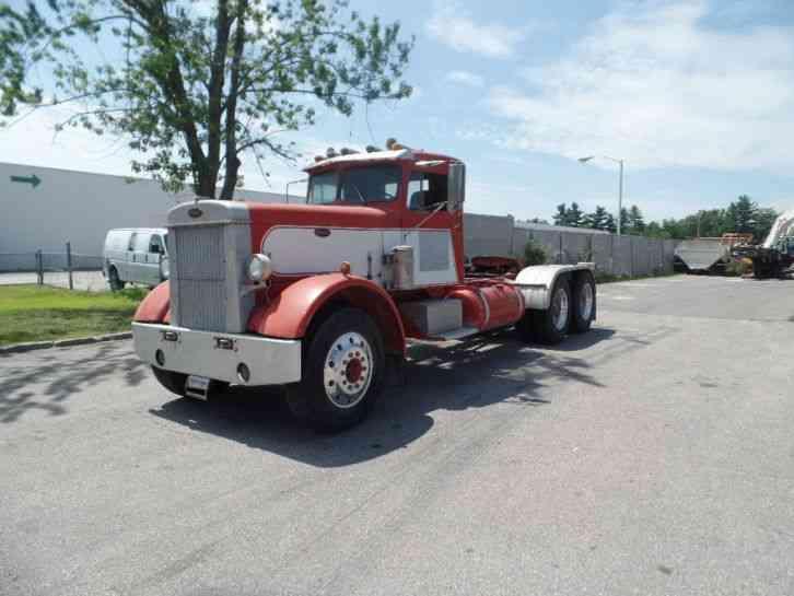 peterbilt 350  1950    heavy duty trucks