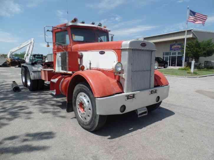 Peterbilt 350 (1950) : Heavy Duty Trucks