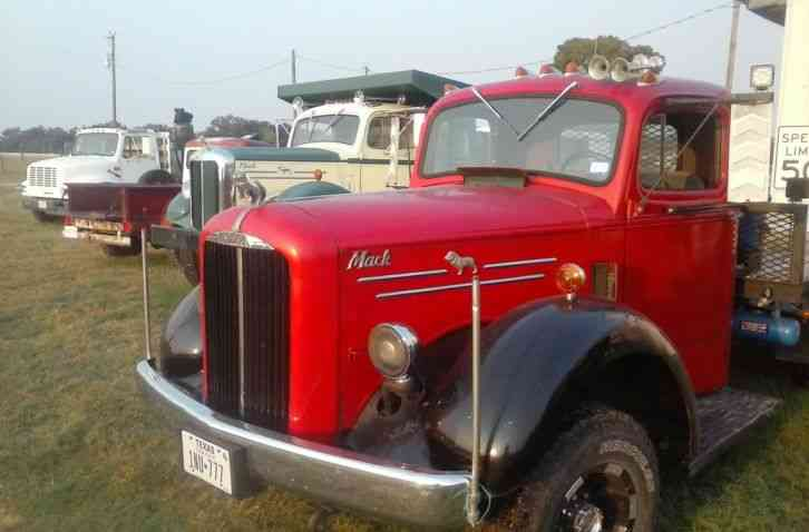 Old Pickups For Sale >> Mack A 40 (1953) : Daycab Semi Trucks