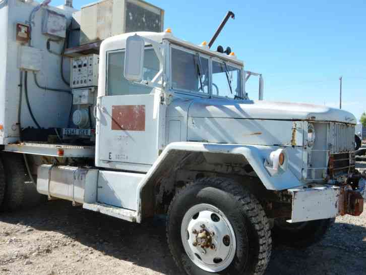 dia reo 6by6 (1953) : Heavy Duty Trucks