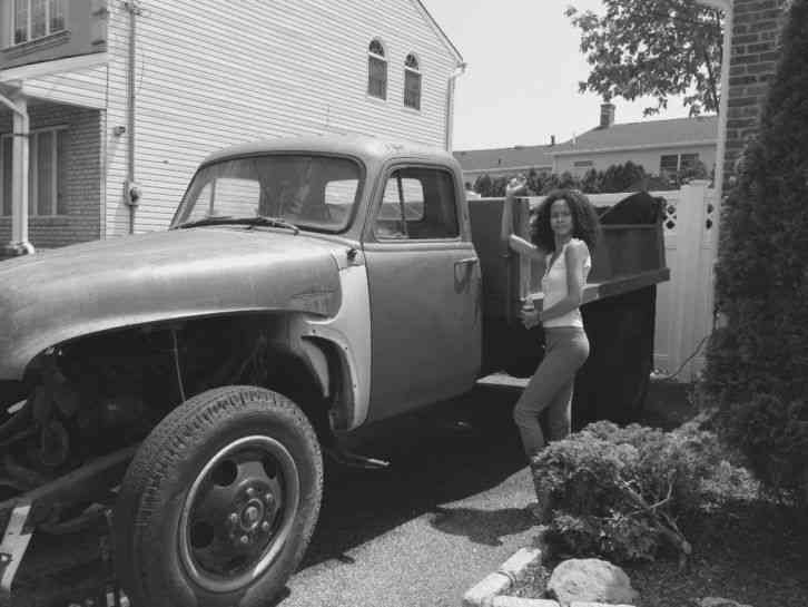 Chevrolet 4400  1955    Commercial Pickups