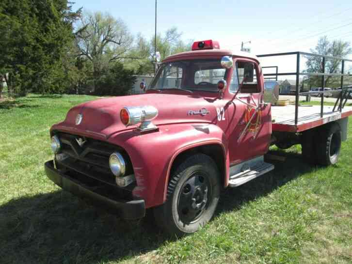 Ford F-600 (1955)