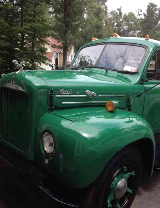 Used Trucks For Sale In Ct >> Mack B20 (1956) : Medium Trucks