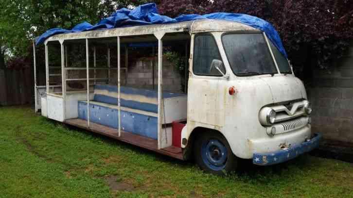 Steps For Buses : Ford bus van box trucks