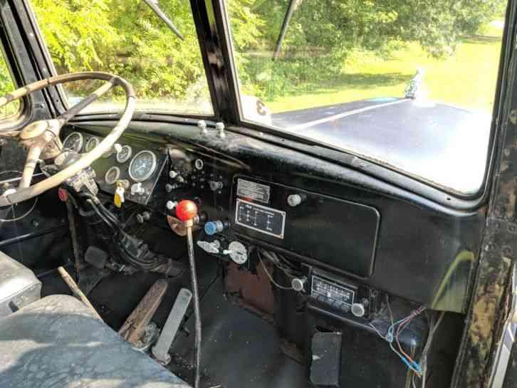 Mack Trucks For Sale >> Mack B75 (1958) : Wreckers