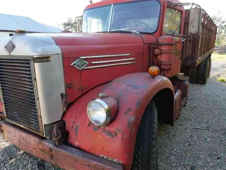 Diamond T 1960 Heavy Duty Trucks