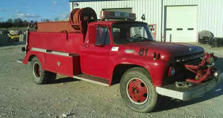 Ford F600 (1963)