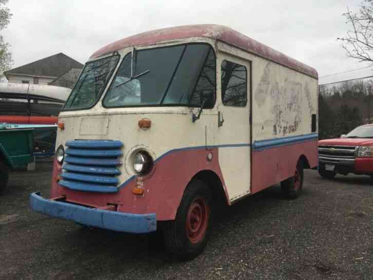Ford KurbMaster (1964) : Van / Box Trucks