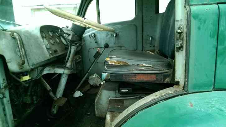 Diesel Truck For Sale >> WHITE 3000 (1964) : Daycab Semi Trucks