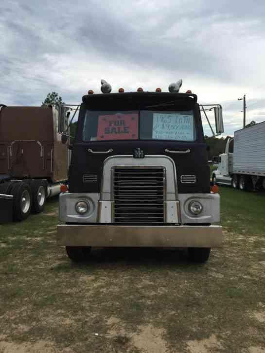 Cabover Trucks For Sale >> International Emeryville (1965) : Sleeper Semi Trucks