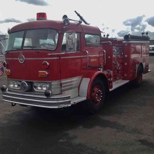 Mack CF685 (1977) : Emergency & Fire Trucks