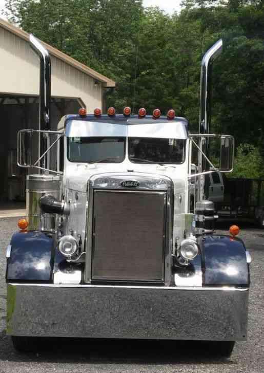 Peterbilt 351 1966 Sleeper Semi Trucks