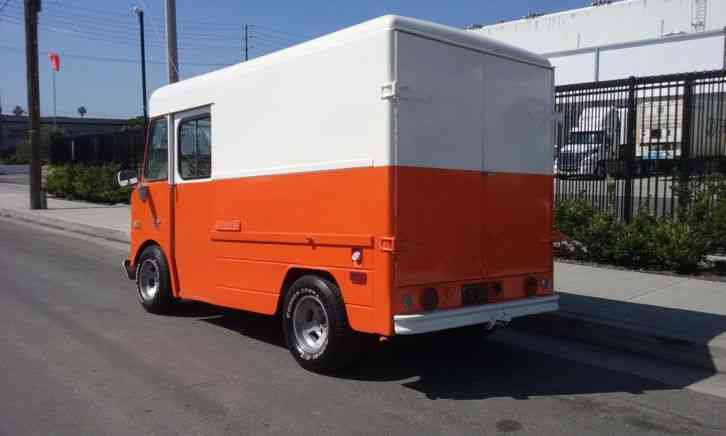 Chevrolet P10 (1968) : Van / Box Trucks
