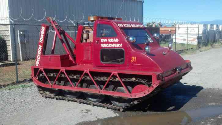 Red Bluff Dodge >> mm68 bombardier off road recovery tow (1968) : Wreckers