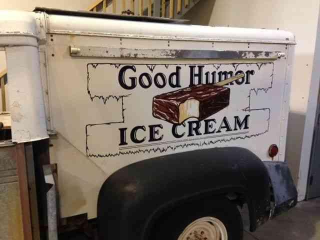 Ice Cream Truck For Sale >> Ford F-250 - Good Humor Ice Cream Truck (1969) : Van / Box ...
